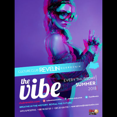 The Vibe, Thursday, October 4th, 2018