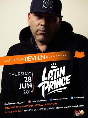 Latin Prince - The Vibe