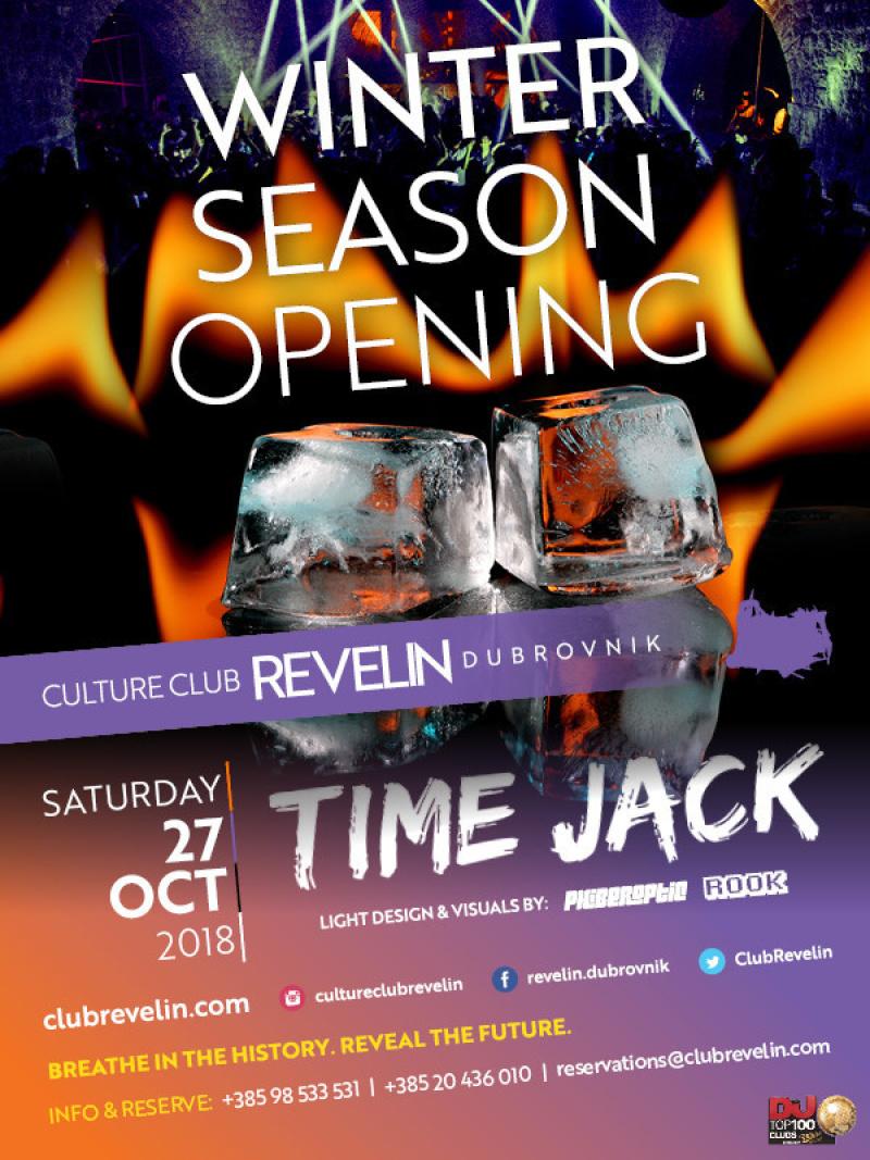 Revelin Event - Winter Season Opening Night