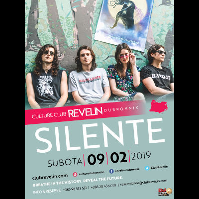 Silente Live, Saturday, February 9th, 2019
