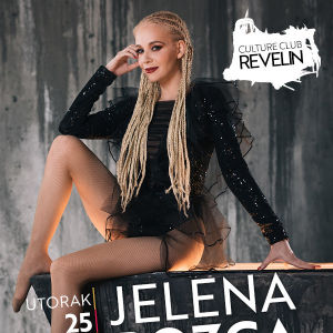 Jelena Rozga Live, Tuesday, December 25th, 2018