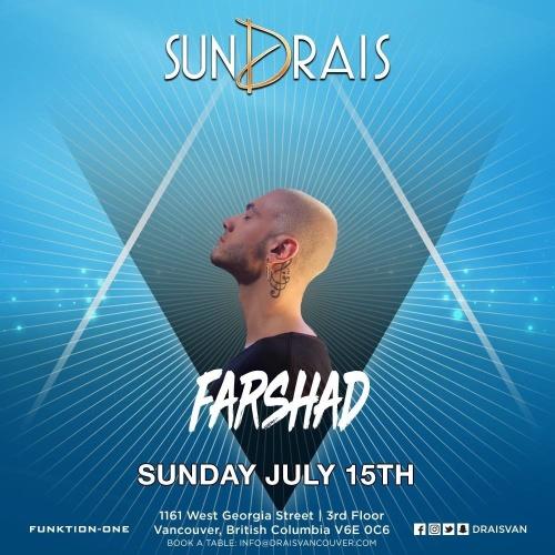 SunDrai's with Farshad - Drais Vancouver