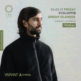 Volume ft. Jeremy Olander (SWE)