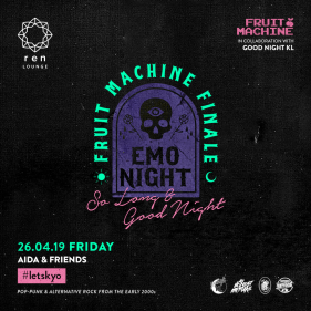 Fruit Machine Finale : Emo Night