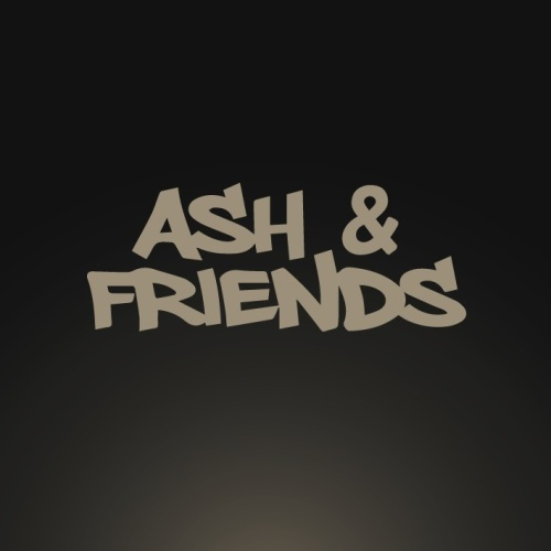 Ash & Friends ft. Dj Aku Ash  & Musher - Kyo