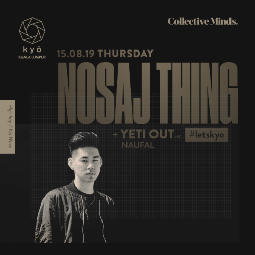 The Social Club Pres. Nosaj Thing - Kyo