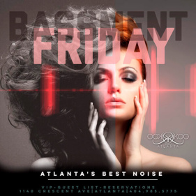 Event - Bassment Friday