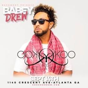 Event - Babey Drew