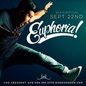 Event - DJ Euphoria!