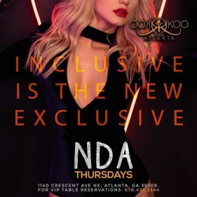 Event - NDA THURSDAYS