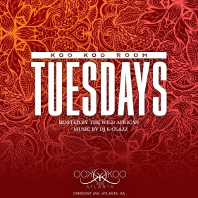 Event - Koo Koo Room Tuesdays