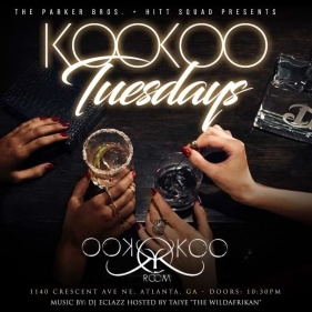 Event - Koo Koo Tuesdays