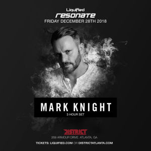 Resonate Fridays: MARK KNIGHT