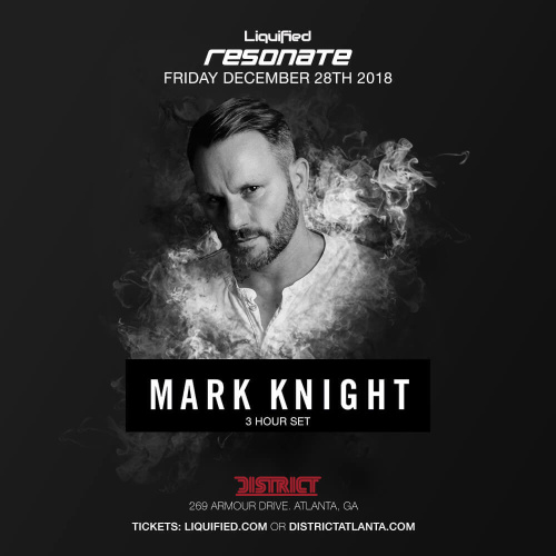 Resonate Fridays: MARK KNIGHT - District