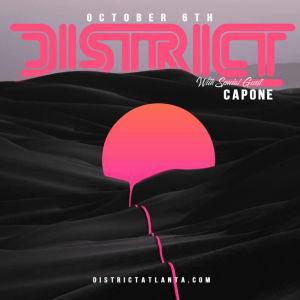 Capone, Saturday, October 6th, 2018