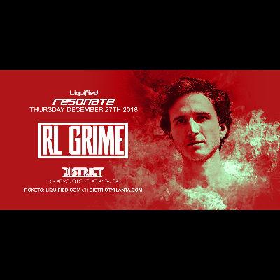 RL Grime, Thursday, December 27th, 2018