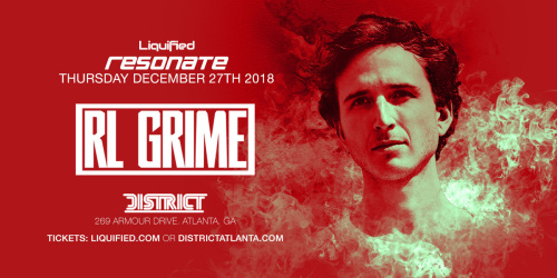 Resonate: Feat. RL Grime - District