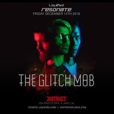 The Glitch Mob, Friday, December 14th, 2018