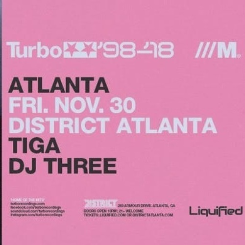 Resonate: Feat. Tiga & DJ THREE - District