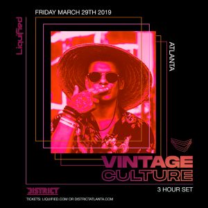 District and Liquified Presents: Resonate feat. VINTAGE CULTURE