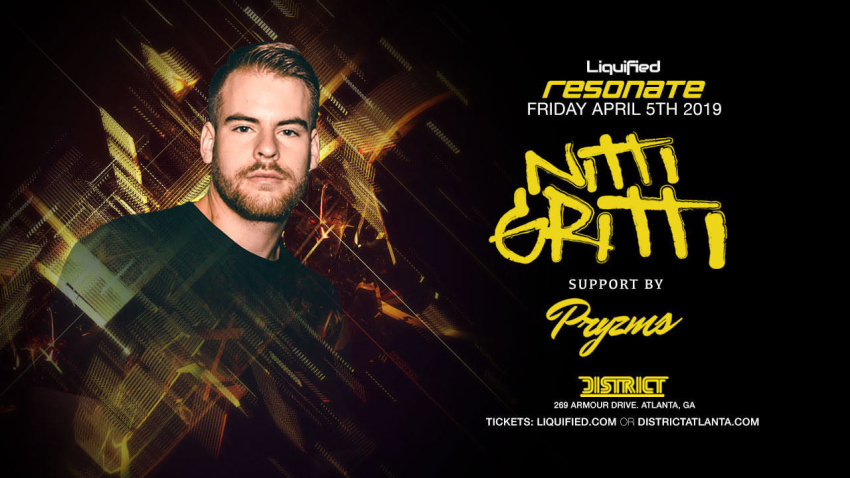 District & Liquified Presents: Resonate feat. Nitti Gritti