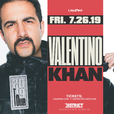 Liquified Present: Valentino Khan 7/26, Friday, July 26th, 2019