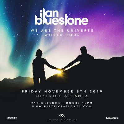 ILAN Bluestone, Friday, November 8th, 2019