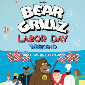 Bear Grillz, Friday, August 30th, 2019