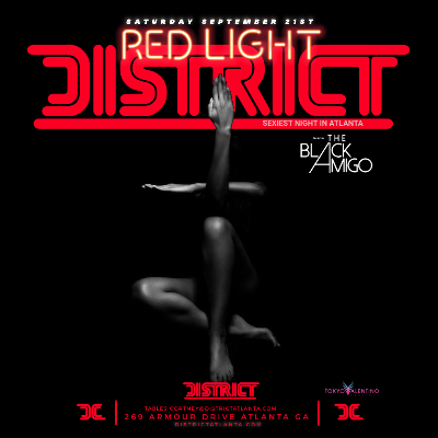 Red Light District, Saturday, September 21st, 2019