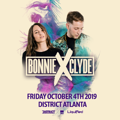 Bonnie x Clyde, Friday, October 4th, 2019