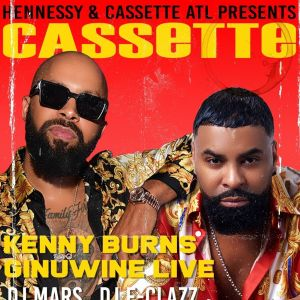 Cassette: With Kenny Burns & Genuwine, Thursday, September 19th, 2019