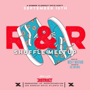 R&R Sundays Closing Party/Shuffle Meetup, Sunday, September 15th, 2019