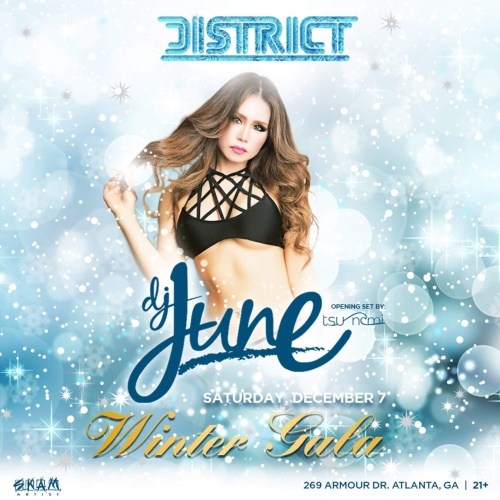 SNV - Winter Gala Edition Ft. DJ June - District