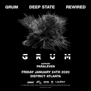 GRUM, Friday, January 24th, 2020