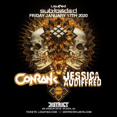 Conrak & Jessica Audiffred, Friday, January 17th, 2020