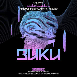 BUKU, Friday, February 7th, 2020