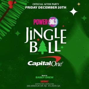 iHeart Media Jingle Ball After-Party, Friday, December 20th, 2019