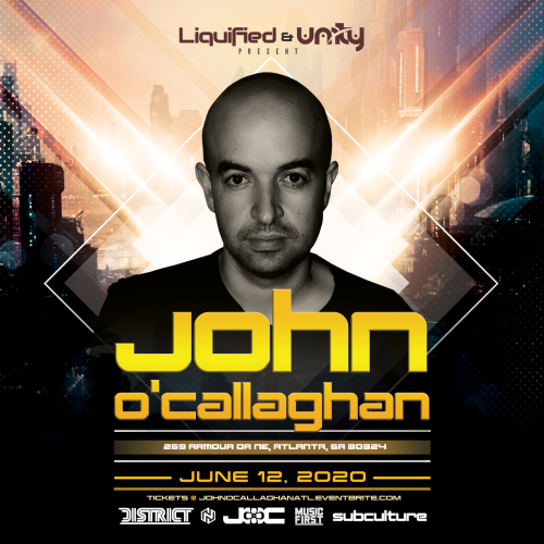 John O' Callaghan - District