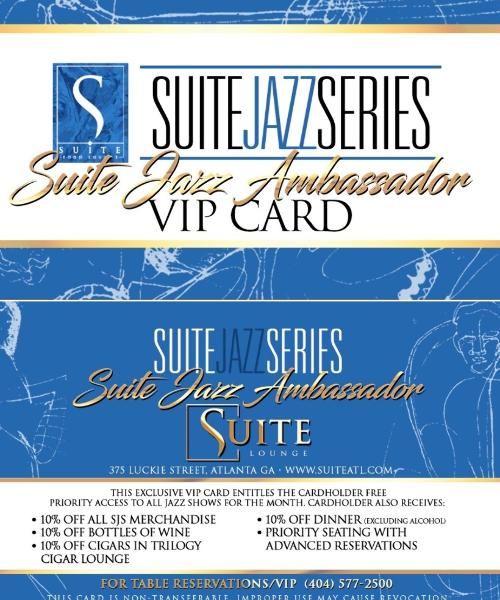 Suite VIP Jazz Ambassador