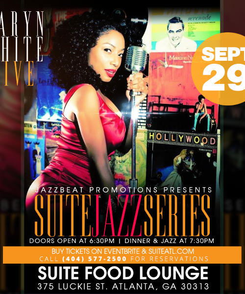 The Suite Jazz Series Presents Karyn White