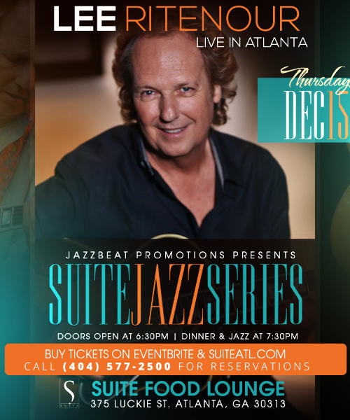 Suite Jazz Series Presents Lee Ritenour