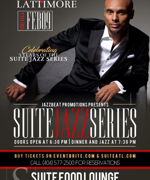 Kenny Lattimore Live at Suite