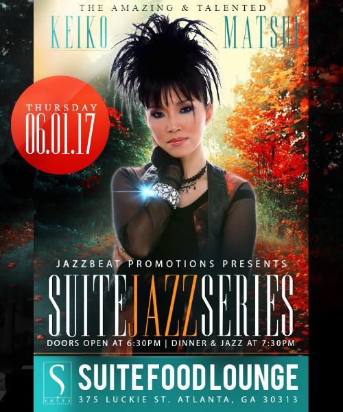 Suite Jazz Series Presents Keiko Matsui