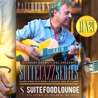 Suite Jazz Series Presents Paul Brown