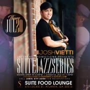 Josh Vietti Live at Suite