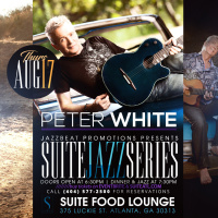 Peter White Live at Suite