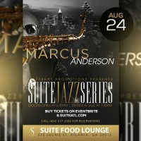 Marcus Anderson Live at Suite
