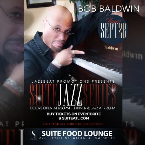 Bob Baldwin Live at Suite