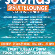 Suite Sounds (Live Music Showcase)