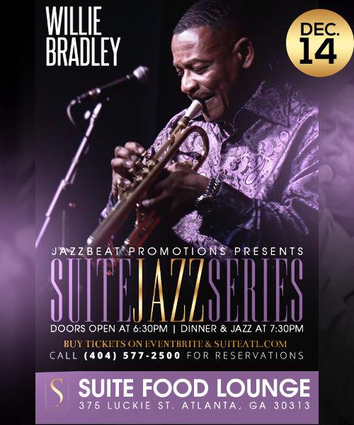 Willie Bradley Live at Suite